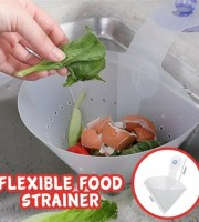 Multifunction Foldable Kitchen Strainer Bag