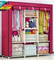 Storage Closet Organizer Wardrobe