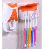 Toothpest Dispenser With Brush (max-1pcs)