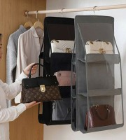 6 Pocket Handbag Organizer